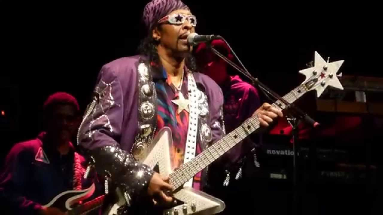 Bootsy Collins I D Rather Be With You Bass Solo Live