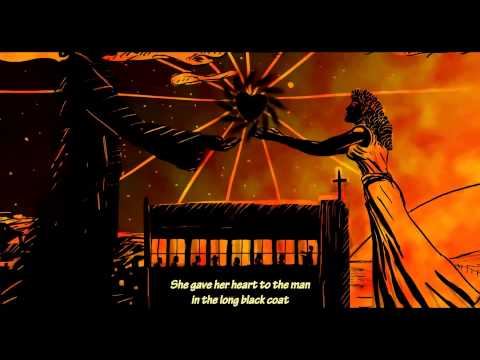 Mark Lanegan - Man in the Long Black Coat Illustrated with lyrics