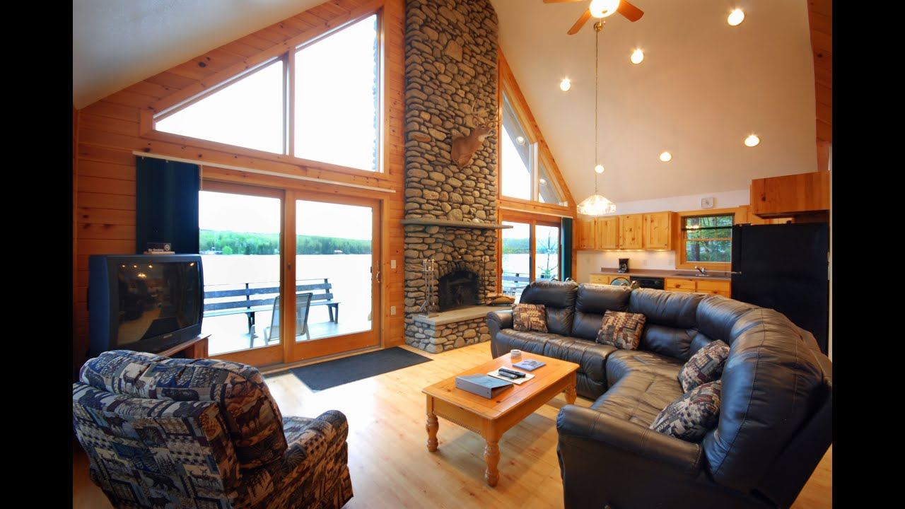 cabin nh rentals square back cabins tail lake living squaretail lopstick room