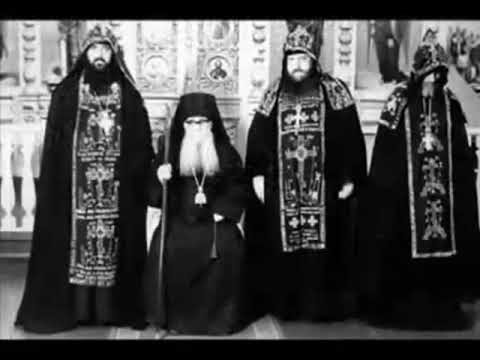 Собрались старцы у престола