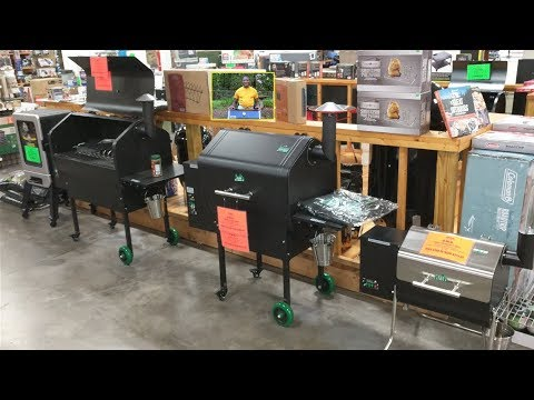 Green Mountain Grills Review Jim Bowie Daniel Boone