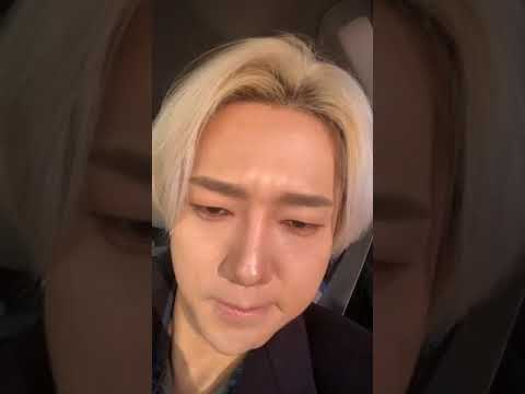 2018/02/12 Super Junior Yesung (@yesung1106) IG LIVE