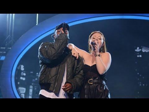 Matice Kamara & Nathalie Brydolf: Empire State of Mind – Jay Z & Alicia Keys –… - Idol Sverige (TV4)