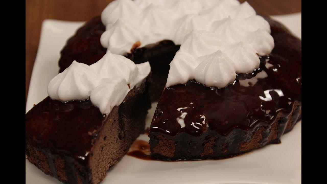 Dark Chocolate Mud Pie | Sanjeev Kapoor Khazana - YouTube