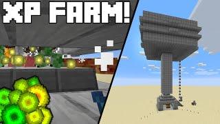 Minecraft Tutorial - Mob and XP Grinder/Farm (Java Edition 1.14+)
