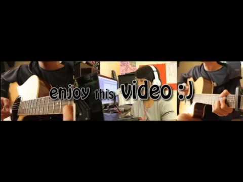 Betharia Sonata - Hati yang luka (cover akustik karim ft ayu )