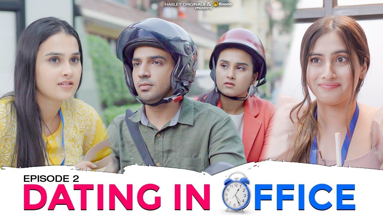 Download Dating In Office   EP 2   Ft. Anushka Sharma, Twarita & Usmaan   Hasley India Originals   Webseries