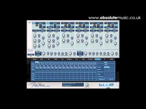 Absolute Music Rob Papen Blue Presets