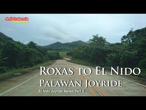 Pinoy Joyride - Roxas to El Nido Palawan Joyride
