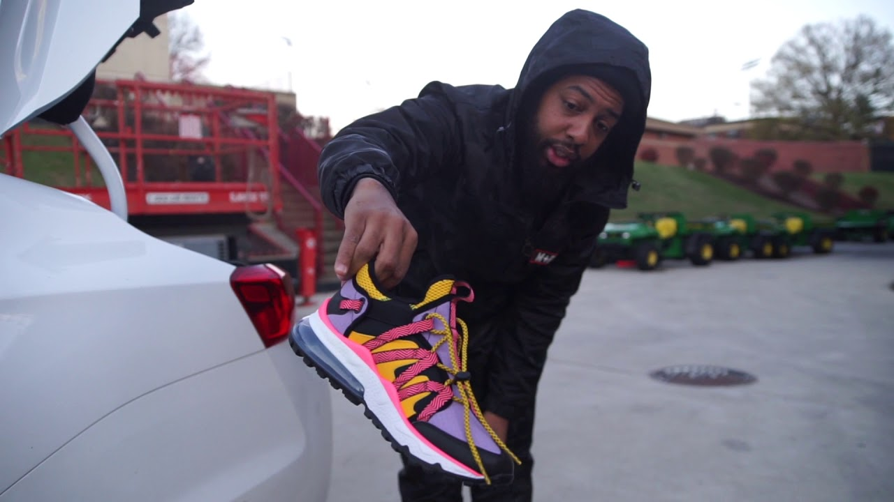 buy popular 68d5a 10fc5 Nike Air Max 270 Bowfin (Dope or Nope) + On Foot