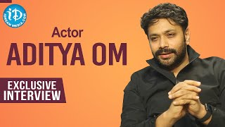 Actor Aditya Om Exclusive Interview | Dil Se with Anjali | iDream Telugu Movies