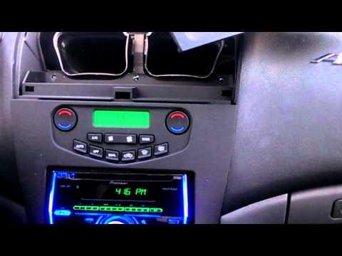 Reprogram Metra Dash Kit 2003 Honda Accord