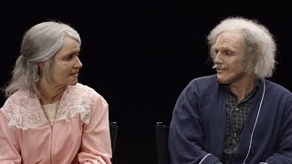 Couple Sees What They'll Look Like At 90 | What's Trending Now