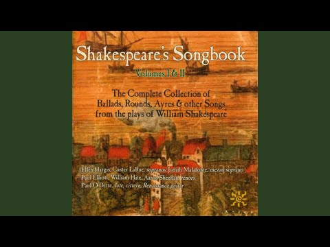Shakespeare's Songbook, Vol. 1: Come Live with Me