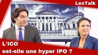 L'ICO est-elle une hyper IPO ?
