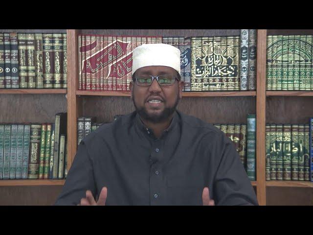 Tafsiir Suratu Yusuf (Ayada 21-34) | Sh. Abdulqadir Warsame