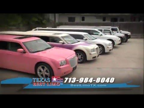 Limousine Rental Houston