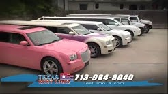 Limousine Rental Houston