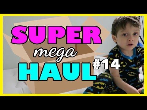 Zapatos de Cenicienta, Juguetes de pollo y MAS!   SUPER MEGA HAUL #14