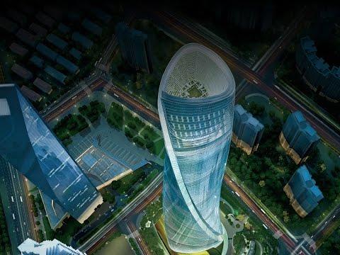 Shanghai Tower Video
