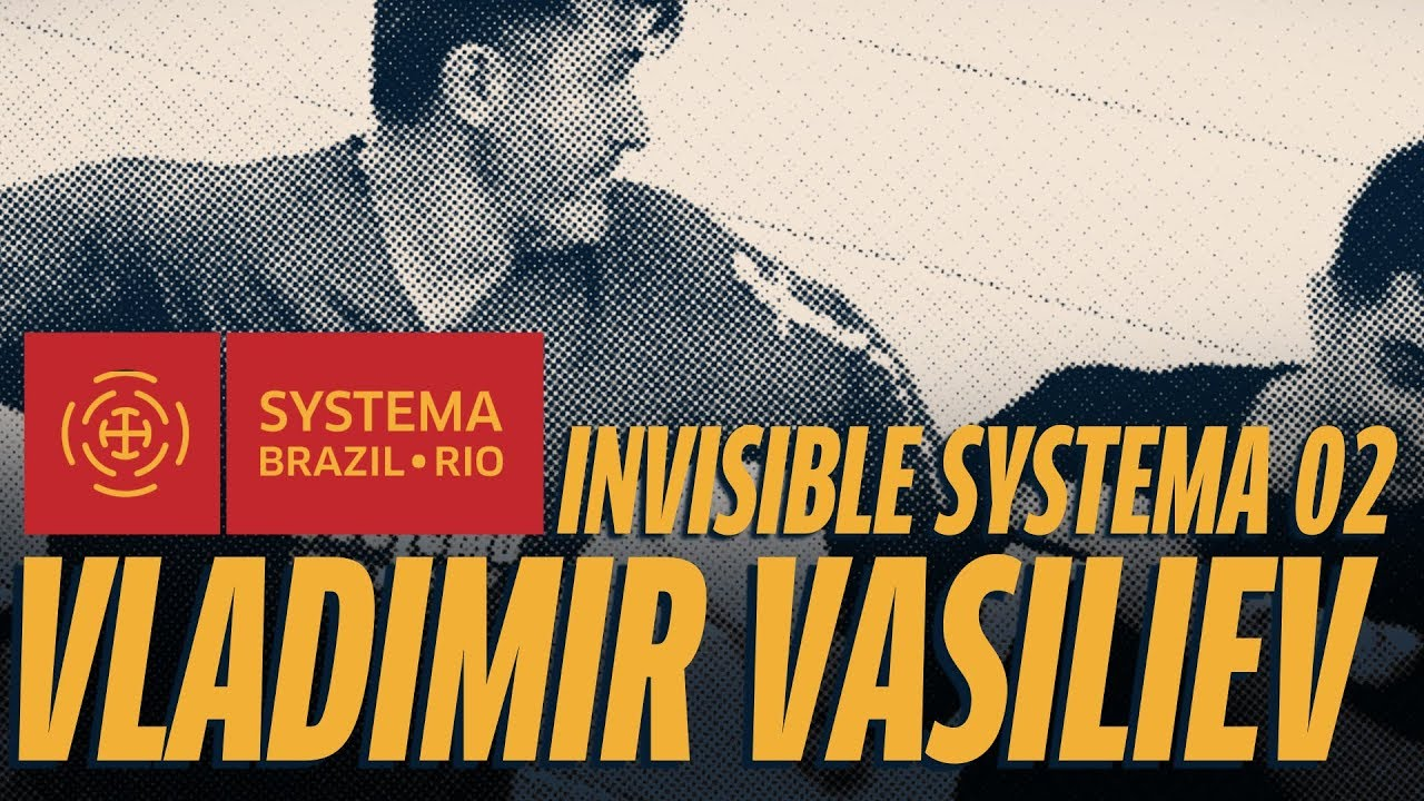 INVISIBLE SYSTEMA - 02 Vladimir Vasiliev