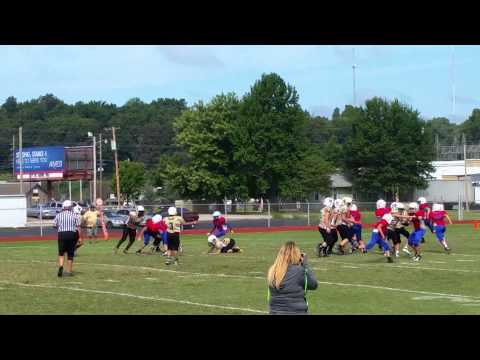 Neosho vs East Newton 09 / 19 / 15(18)