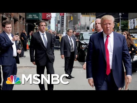 Trump Announces He's Leaving New York, And New Yorkers Seem Fine With It | Deadline | MSNBC