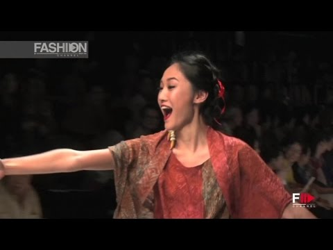 BINHOUSE Jakarta Fashion Week 2015 by Fashion Channel