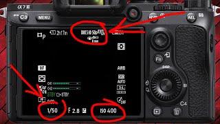 Налаштування камери для зйомки відео. ISO, діафрагма, витримка. Школа кіноробів