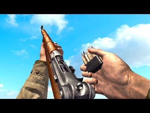 M1 Garand - Comparison in 30 Different Games