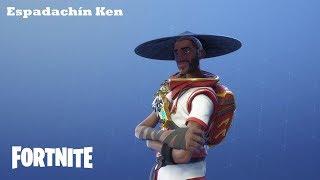 Swordsman Ken / Mythical Hero Fortnite: Saving the World #38
