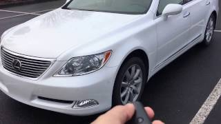 2009 Lexus LS460 L AWD Full Tour