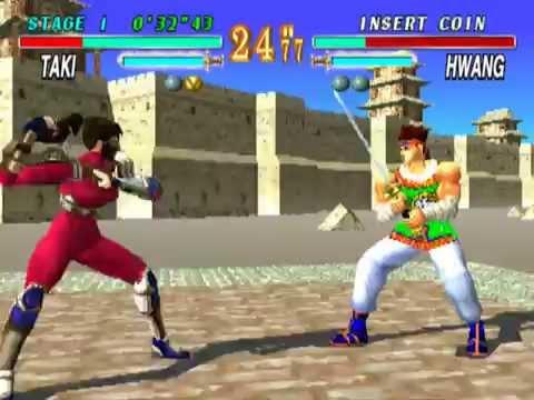 Soul Blade gameplay HD