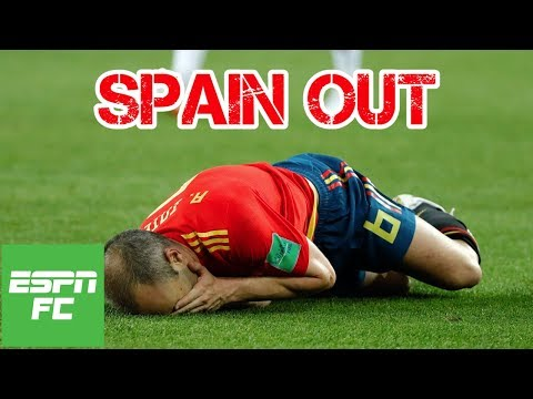Episode 19: Russia shock Spain at 2018 World Cup | Project: Russia | ESPN FC