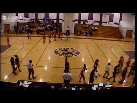 Agnes Scott Volleyball vs Huntingdon College