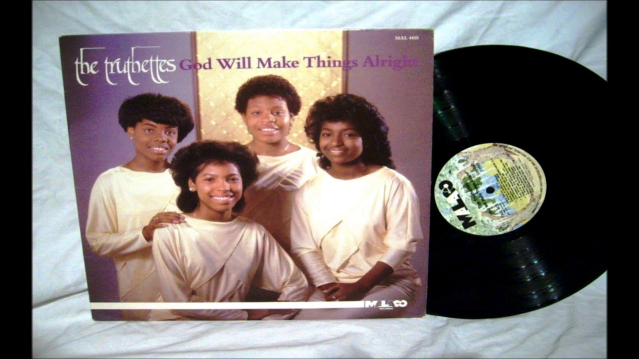 Always And Forever - The Truthettes,