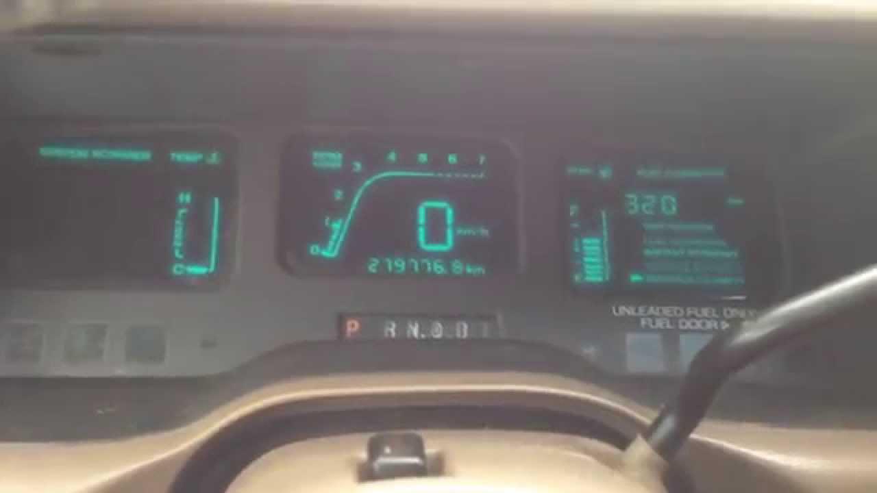 форд меркури сейбл инструкция