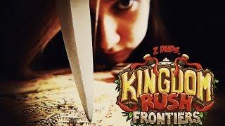 Kingdom Rush: Frontiers - #08 Twoja księżniczka jest w tym wulkanie!(Więcej dudsów znajdziecie tam: ▻ Fan page: http://fb.com/dudsonowable ▻ Twitter: http://twitter.com/dudsonowa ▻ Hipsta: http://instagram.com/dudsonowa ..., 2014-05-18T10:00:01.000Z)