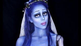 Corpse Bride Makeup & Body Painting