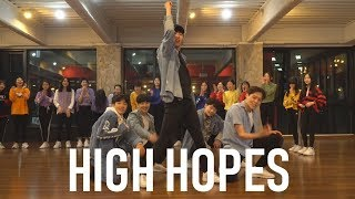CHALLENGE DANCE] Panic! At The Disco-High Hopes Dance #제이영 choreography