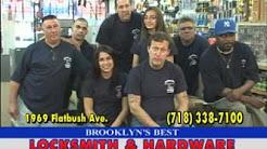 Brooklyn's Best Locksmith And Hardware 718-338-7600