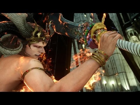 Final Fantasy 15: Ifrit Boss Fight (1080p 60fps)