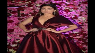 In Graphics: Bhumi Pednekar attends Lux Golden Rose Awards