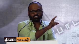 Karu Palaniappan  Lovable  Speech About Director Bhagyaraj  Koditta Idangalai Nirappuga
