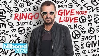 Ringo Starr Shares Country-Tinged