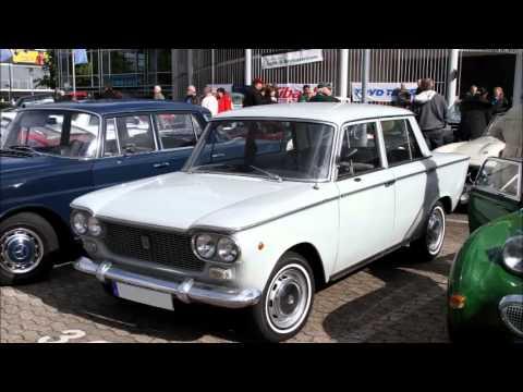 1961 Fiat 1500 Youtube