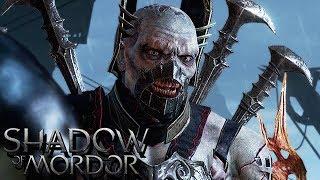 Mittelerde Mordors Schatten Gameplay German - Der Turm fällt