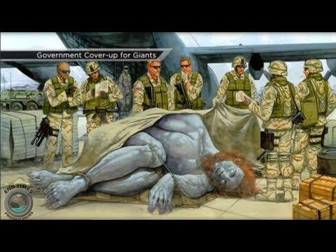 Jésus révèle un complot mondial contre l'humanité : Les géants Néphilims sont en vie
