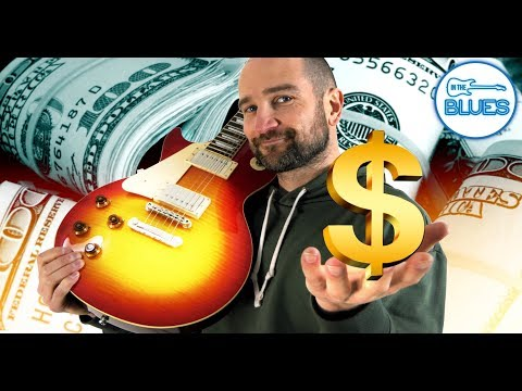 The Top 6 Guitars with AMAZING Resale Value! 💰💵