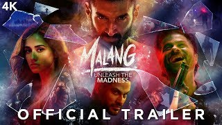 Gulshan kumar and t-series present a luv films production, the official trailer of mohit suri's multi-starrer thrilling love story malang- unleash madnes...
